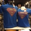 ซุปเปอร์แมน สีน้ำเงิน (Superman blue logo red) thumbnail 1