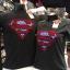 ซุปเปอร์แมน สีดำ (Superman logo red star) thumbnail 1