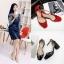 Preorder รองเท้าแฟชั่น สไตล์ เกาหลี 32-43 รหัส 55-8594 thumbnail 2