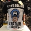 กัปตันอเมริกา สีขาว (Captain steve face) thumbnail 1