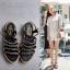 Preorder รองเท้าแฟชั่น สไตล์เกาหลี 34-42 รหัส 914-5985 thumbnail 1