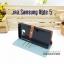 เคส Samsung Galaxy Note 5 ลายยีนส์ ฝาปิด ตั้งแนวนอนได้ สีเขียว thumbnail 4