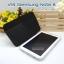 เคสหนัง Samsung note 8 Smart cover (Onjess) สีดำ thumbnail 4