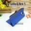 เคส Samsung Galaxy Note 5 ลายยีนส์ ฝาปิด ตั้งแนวนอนได้ สีน้ำเงิน thumbnail 4
