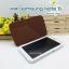 เคสหนัง Samsung note 8 Smart case (Onjess) สีน้ำตาล thumbnail 3