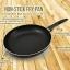 กระทะเคลือบ NONSTICK FRY PAN รุ่น induction ขนาด 26 cm สีดำ thumbnail 2