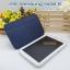 เคสหนัง Samsung note 8 Smart cover (Onjess) สีน้ำเงิน thumbnail 3