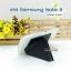 เคสหนัง Samsung note 8 Smart cover (Onjess) สีดำ thumbnail 6