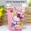 เคสซิลิโคน Samsung Galaxy Note 5 ลายการ์ตูนเกาะ คิดตี้ thumbnail 1