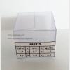 กล่องเทียนหอม ขนาด 4.3 x 4.3 x 3.8 cm