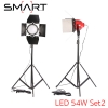 SMART 54W LED Red Head (แสงขาว 5500K) Set 2