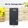 Case Samsung Note 5 สีดำ ยี่ห้อ Wemax