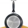 Clearance Sales กระทะเคลือบ NONSTICK FRY PAN รุ่น induction ขนาด 26 cm สีดำ