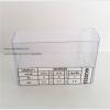 กล่องสบู่-ทรงผืนผ้า ขนาด 5.2 x 7.7 x 2.6 cm