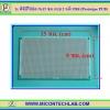 1x พีซีบีไข่ปลา 9x15 ซม. แบบ 2 หน้า FR4 (Prototype PCB)