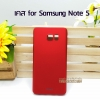 Case Samsung Note 5 สีแดง เมทัลลิค ยี่ห้อ Wemax