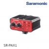 Saramonic SR-PAX1 Audio Mixer 2-Channel Preamp Microphone Adapter with Dual XLR/ 6.3mm/ 3.5mm Inputs