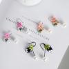 เลือกสีด้านในค่ะ ต่างหู Lovely Ladybug Korea ER4517