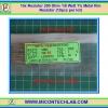 10x Resistor 200 Ohm 1/8 Watt 1% Metal film Resistor (10pcs per lot)