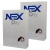"""2 กล่อง > NEX DAY (รสช้อคโกแล็ต) เน็กซ์เดย์ ลดน้ำหนัก """"ไม่หิว ไม่เหี่ยว"""""""