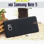Case Samsung Note 5 สีดำ ยี่ห้อ Joolzz