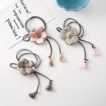 เลือกสีด้านในค่ะ รัดผม Camellia JP Style HR8751