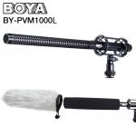 Microphone Pro BOYA BY-PVM1000L Condenser Shotgun