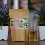 ชาชงหญ้ารีแพร์อบแห้ง (หญ้าฮี๋ยุ่ม) บรรจุ 30 ซองเล็ก รสชาติอ่อนนุ่ม ดื่มง่าย มีฤทธิ์ช่วยขับปัสสาวะ ช่วยสมานแผล ทำให้ผิวเก็บกักน้ำได้ดีขึ้น ผิวพรรณจึงชุ่มชื้น เปล่งปลั่งเต่งตึง