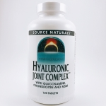 Source Naturals, Hyaluronic Joint Complex, 120 Tablets
