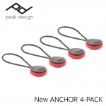 Peak Design New ANCHORS 4-PACK