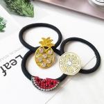 ราคาส่งยกโหล รัดผม Jewel Fruity Korea HR90123-DZ