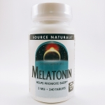 Source Naturals, Melatonin, 3 mg, 240 Tablets