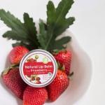 (พร้อมส่ง) ลิปบาล์ม ออแกนิค ไอรา IRA # กลิ่นสตรอเบอร์รี่ (Strawberry)
