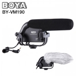 Microphone BOYA BY-VM190 Hot Shotgun Microphone