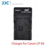 Battery Charger JJC For Canon LP-E6