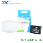 Battery JJC for Fuji NP-W126