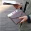 กระเป๋าจัดเก็บพาสปอร์ตสไตส์เกาหลีสีน้ำเงิน thumbnail 12