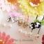 เลือกสีด้านในค่ะ ต่างหู Lovely Ladybug Korea ER4517 thumbnail 11