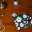 AURORE AND SWAN COATED POUCH L V2 thumbnail 2