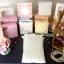 ซื้อเซตคู่ถูกกว่า!! : ผ้าพันคอ/ผ้าคลุมไหล่ Something-vivi โปรโมชั่นสุดพิเศษสำหรับวันแม่ ของขวัญวันแม่ ความหมายดีๆ พร้อมกล่องแพคเกจ ให้คนที่คุณรักและนับถือ รุ่น Pleated Issey สี Creme Glacee (L) และสี Marshall Blue (L) คุ้มและดีแบบนี้จะพลาดไม่ได้เลยนะคะ ซื thumbnail 12
