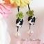 เลือกสีด้านในค่ะ ต่างหู Lovely Ladybug Korea ER4517 thumbnail 18