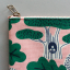 JEAN PAUL IN FOREST PINK COATED POUCH L V2 thumbnail 4