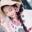 เลือกสีด้านในค่ะ ต่างหู Summer Daisy Korea ER8942 thumbnail 16