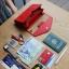 กระเป๋าจัดเก็บพาสปอร์ตสไตส์เกาหลีสีน้ำเงิน thumbnail 6