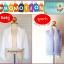 ซื้อเซตคู่ถูกกว่า!! : ผ้าพันคอ/ผ้าคลุมไหล่ Something-vivi โปรโมชั่นสุดพิเศษสำหรับวันแม่ ของขวัญวันแม่ ความหมายดีๆ พร้อมกล่องแพคเกจ ให้คนที่คุณรักและนับถือ รุ่น Pleated Issey สี Creme Glacee (L) และสี Marshall Blue (S) คุ้มและดีแบบนี้จะพลาดไม่ได้เลยนะคะ ซื thumbnail 1