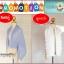 ซื้อเซตคู่ถูกกว่า!! : ผ้าพันคอ/ผ้าคลุมไหล่ Something-vivi โปรโมชั่นสุดพิเศษสำหรับวันแม่ ของขวัญวันแม่ ความหมายดีๆ พร้อมกล่องแพคเกจ ให้คนที่คุณรักและนับถือ รุ่น Pleated Issey สี Marshall Blue (L) และสี Creme Glacee (S) คุ้มและดีแบบนี้จะพลาดไม่ได้เลยนะคะ ซื thumbnail 1