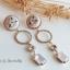 ต่างหู Flower Diamond Ring Korea ER3121 thumbnail 12